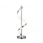 Настольная лампа Trio SPIN 572910106 Хром