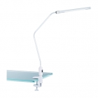 Лампа на зажиме для крепления к столу Trio Vario 522520101 Белая