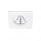 Точечный светильник Trio Zagros 650610131 Белый Матовый