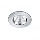 Точечный светильник Trio Zagros 650710106 Хром