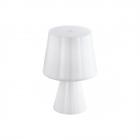 Настольная лампа Eglo Montalbo 96907 хай-тек, модерн, пластик, белый