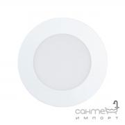 Светильник точечный Eglo Fueva-RW 97112 хай-тек, модерн, литой металл, пластик, белый