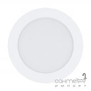 Светильник точечный Eglo Fueva-RW 97113 хай-тек, модерн, литой металл, пластик, белый