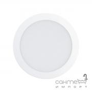 Светильник точечный Eglo Fueva-RW 97114 хай-тек, модерн, литой металл, пластик, белый
