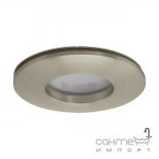 Светильник точечный влагостойкий Eglo Margo-Led 97426 хай-тек, модерн, алюминий, пластик, сатиновый никель, сатин