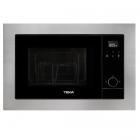 Микроволновая печь встраиваемая Teka Total MS 620 BIS 40584010 нержавеющая сталь, черное стекло
