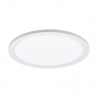Светильник потолочный Eglo Sarsina 97501 хай-тек, модерн, алюминий, пластик, белый