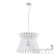 Люстра Eglo Locubin 97978 хай-тек, модерн, сталь, белый