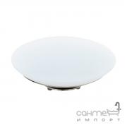 Настольная лампа Eglo Frattina-C/Connect 97813 хай-тек, модерн, сталь, пластик, сатиновый никель, белый