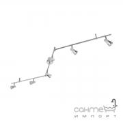 Светильник потолочный спот Eglo Tiberio 97834 хай-тек, модерн, сталь, пластик, хром