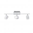 Спот LED на три лампы Reality Lights Roubaix R82153131 Белый Матовый