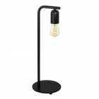 Настольная лампа Eglo Adri 3 98065 сталь, черный, лофт