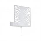 Светильник бра настенный Eglo Galico 97889 хай-тек, модерн, сталь, белый