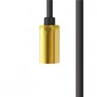 Подвес 5м Nowodvorski Cameleon Cable G9 8616 золото/черный