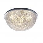 Светильник потолочный Reality Lights Triton R60573000 Хром, Прозрачный Пластик
