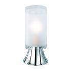 Настольная лампа Reality Lights Tube R50041001 Хром, Белое Стекло
