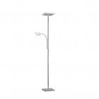 Торшер, LED, дополнительная лампа на гибкой ножке Reality Lights Wicket R42762107 Никель Матовый