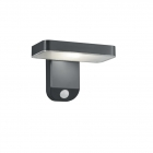 Настенный светильник с датчиком движения Reality Lights Esquel R22261142 Антрацит