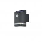 Настенный светильник с датчиком движения Reality Lights Salta R22231142 Антрацит