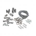 Набор для подвесного монтажа Nowodvorski CL Itaka Suspension Kit 8314