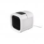 Настольный светильник с вентилятором и увлажнителем воздуха Reality Lights Icecube R031-01 Белый Пластик