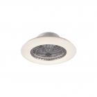 Светильник-вентилятор Reality Lights Stralsund R62522187 Титан, Белый