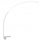 Торшер Maxlight Arc F0044 авангард, белый, металл, акрил