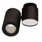 Светильник потолочный спот Maxlight Barro C0035 хай-тек, черный, металл