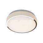 Светильник потолочный Maxlight Bath L C0062 для ванны хай-тек, белый, хром, опаловое стекло, металл