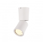 Точечный светильник накладной Maxlight Dot C0123 хай-тек, металл, белый