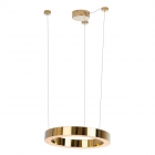 Люстра подвесная Maxlight Luxury P0377 авангард, золото, металл