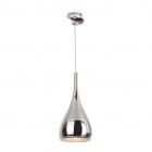 Люстра подвесная Maxlight Vigo P0201 современный, хром, металл