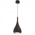 Люстра подвесная Maxlight Vigo P0232 современный, черный, металл
