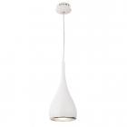 Люстра подвесная Maxlight Vigo P0234 современный, белый, металл