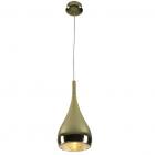 Люстра подвесная Maxlight Vigo P0307 современный, золотой, металл