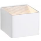 Настенный светильник Maxlight Duna W0105 минимализм, белый матовый, металл