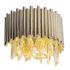 Настенный светильник Maxlight Passion W0250 классика, золото, металл, стекло