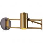 Светильник настенный Maxlight Varsovia W0245 хай-тек, латунь, металл
