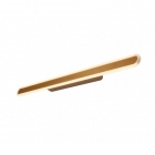 Светильник настенный Maxlight Sydney W0210 авангард, золотой, металл, акрил