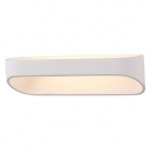 Светильник настенный Maxlight Zafira I W0163 белый, металл