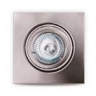 Точечный светильник встраиваемый Maxlight H0040 хай-тек, металл, сатиновый никель