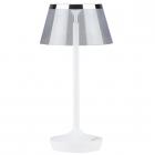 Настольная лампа Maxlight Soul T0037 модерн, белый, акрил, металл