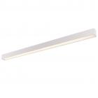 Светильник потолочный Maxlight Linear C0125 хай-тек, белый, металл, акрил