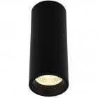 Точечный светильник накладной Maxlight Long C0154 хай-тек, черный, металл