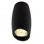 Точечный светильник накладной Maxlight Love C0159 хай-тек, черный, металл