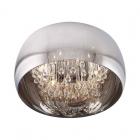 Светильник потолочный Maxlight Moonlight C0076-06X модерн, хром, зеркальное стекло, металл