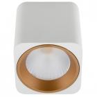 Точечный светильник накладной Maxlight Tub C0156 белый, металл