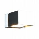 Светильник настенный Maxlight Flexi 1 BOK.93B хай-тек, алюминий, серебристый