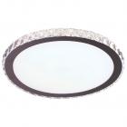 Светильник потолочный Maxlight Prezzio Round 2875 хром, металл, стекло