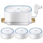 Система защиты от протечек воды и потопа с беспородными датчиками Grohe Sense Kit 230V EU 22502LN0